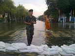 バンコクでも洪水が広がっている.jpg